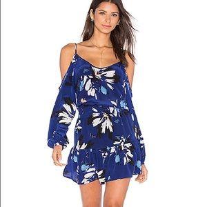 NWT Yumi Kim Cold Shoulder Floral Dress